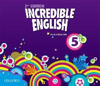 Incredible English: 5: Class Audio ...