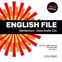 English File: Elementary: Class Audio...