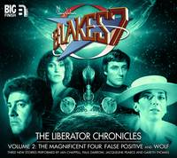 The Liberator Chronicles: Volume 2