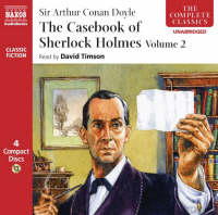 The Casebook of Sherlock Holmes: v. 2