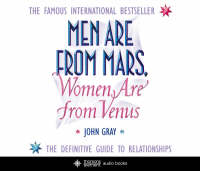 Men are from Mars, Women are from...