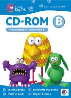 CD-Rom B: Band 03-05/Yellow-Green