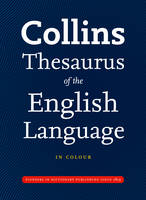 Collins Thesaurus of the English...