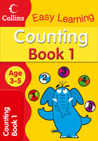 Counting Age 3-5: Book 1