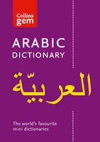 Collins gem English<>Arabic dictionary