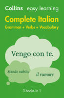 Collins easy learning complete Italian