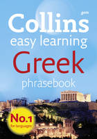 Collins easy learning Greek phrasebook