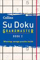 Collins Su Doku Grandmaster Book 2