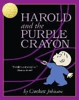 Harold and the Purple Crayon...