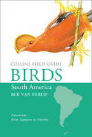 Collins Field Guide - Birds of South...