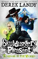 Kingdom of the Wicked (Skulduggery...