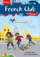 Collins French club - Level 1, book & CD
