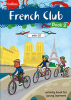 Collins French club - level 2, book & CD