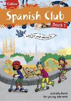 Collins Spanish club: fun, active...
