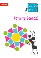 Busy Ant Maths - Year 1 Activity Book 1C