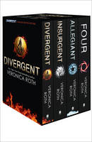 Divergent Series Box Set (Books 1-4...