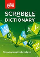 Collins Scrabble Dictionary Gem...