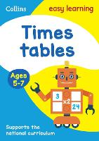 Times Tables Ages 5-7: Ages 5-7