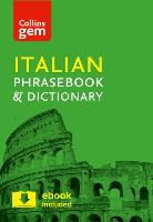 Collins Italian phrasebook and...