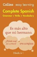 Easy learning complete Spanish ...