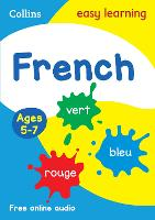 Collins easy learning French age 5-7