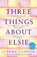 Three Things About Elsie: LONGLISTED...