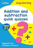 Collins Easy Learning KS1: Addition &...