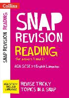 Reading (for Papers 1 and 2): AQA ...