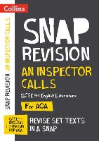 An Inspector Calls: AQA GCSE English...