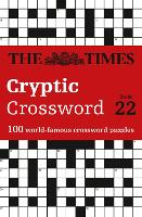 The Times Cryptic Crossword Book 22:...