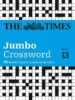 The Times 2 Jumbo Crossword Book 13:...