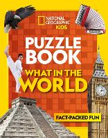 Puzzle Book What in the World:...