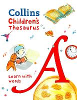 Collins Children's Thesaurus: Learn...