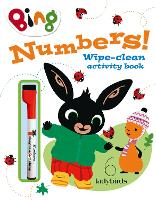 Numbers!: Wipe-clean activity book...