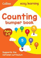 Counting Bumper Book Ages 3-5 ...
