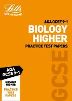 AQA GCSE Biology Higher Practice Test...