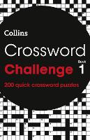 Crossword Challenge book 1: 200 puzzles
