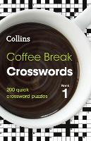 Coffee Break Crosswords book 1: 200...