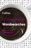 Coffee Break Wordsearches book 1: 200...