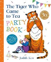 The Tiger Who Came to Tea Party Book