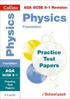 AQA GCSE Physics Foundation Practice...
