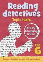 Year 6 Reading Detectives: topic ...