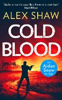 Cold Blood (An Aidan Snow SAS...