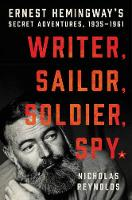 A Writer, Sailor, Soldier, Spy: ...