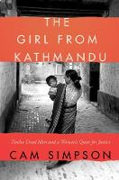 The Girl from Kathmandu: Twelve Dead...