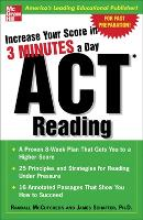 ACT Reading: Increase Your Score in 3...