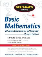 Schaum's Outline of Basic Mathematics...
