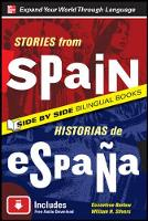 Stories from Spain/Historias De Espana