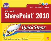 Microsoft SharePoint 2010 QuickSteps