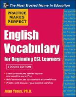 Practice Makes Perfect English...